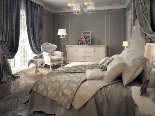 Slaapkamer Inrichten | Klassieke Slaapkamer