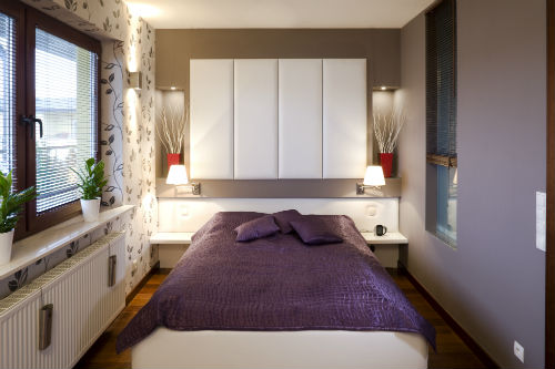 Kleine Minimalistische Slaapkamer : Slaapkamer inrichten: 14 tips voor inspiratie swiss sense