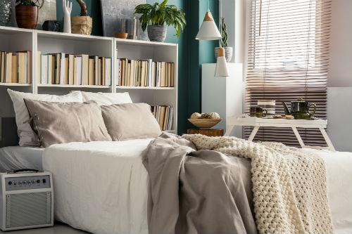 slaapkamer inrichten 14 tips voor inspiratie swiss sense