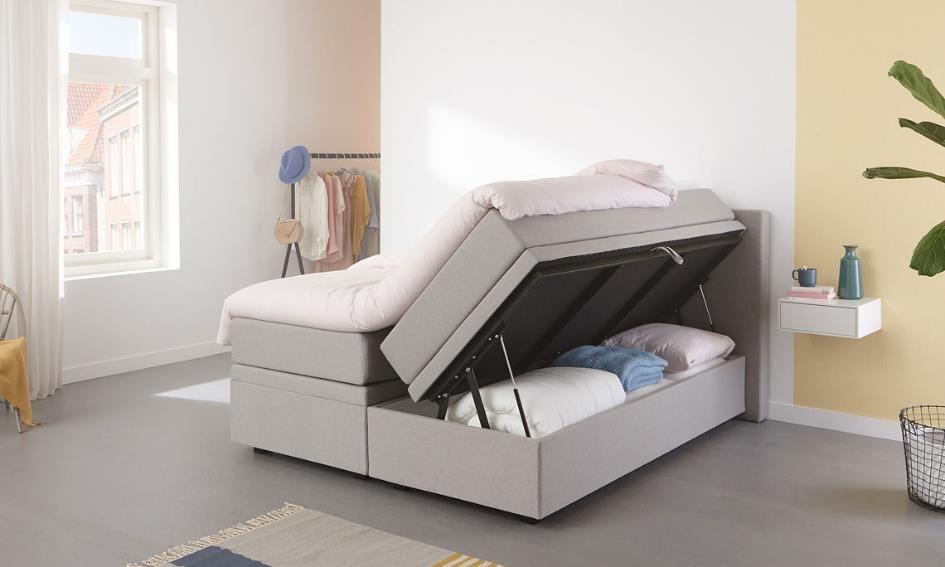 slaapkamer inrichten kleine slaapkamer swiss sense