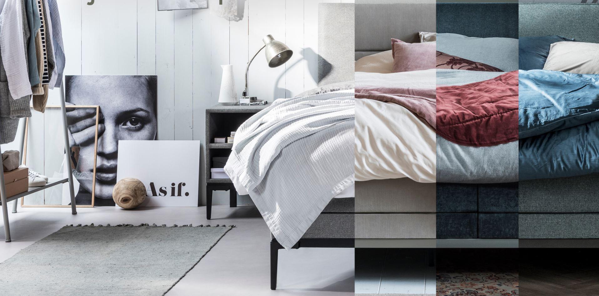 Breng jouw favoriete slaapkamer tot leven op de vt wonen&design beurs