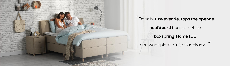 Stel jouw eigen Home 160 samen in 7 stappen | Swisssense.nl