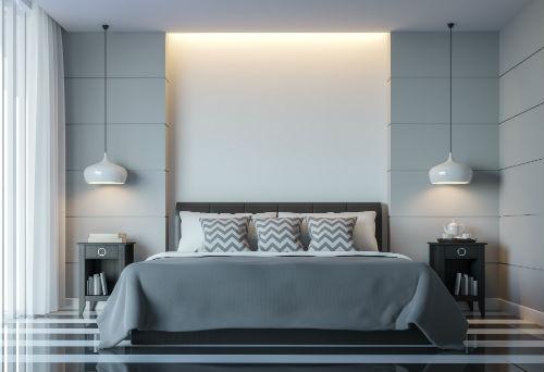 Moderne Slaapkamer Ideeen : Slaapkamer inrichten: 14 tips voor inspiratie swiss sense
