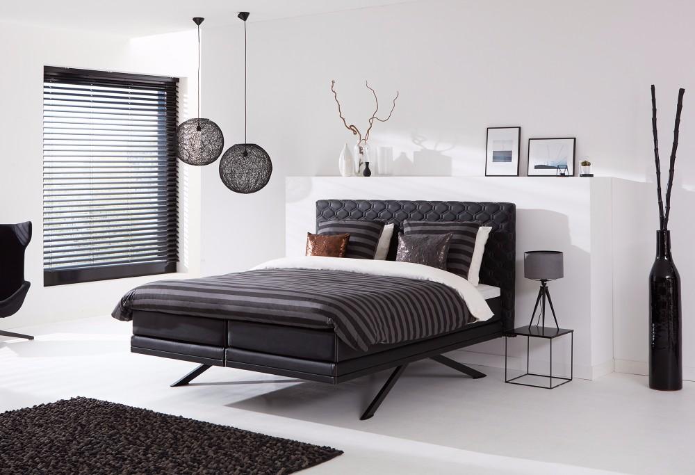 moderne slaapkamer stijl