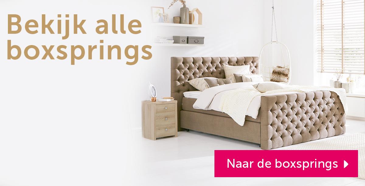 Alle Boxsprings | Swisssense.nl