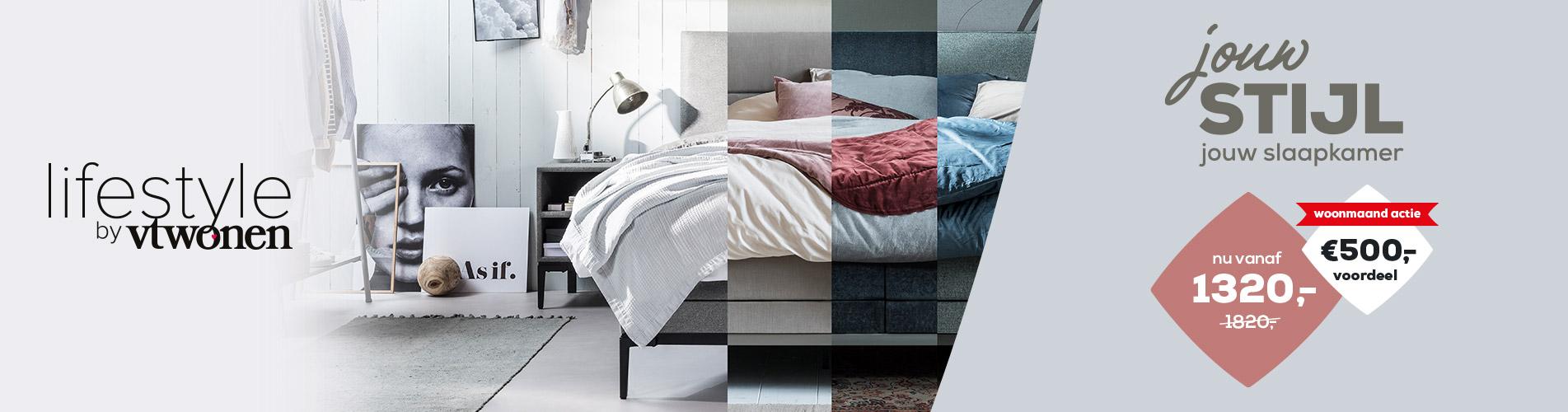 Woonmaand / Jouw stijl jouw slaapkamer | Swiss Sense