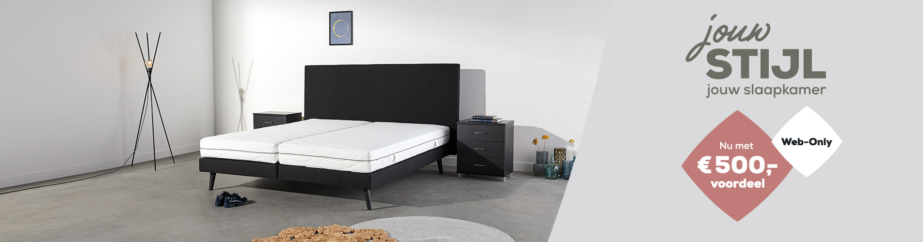 Boxspringcollectie Web-Only | Swiss Sense