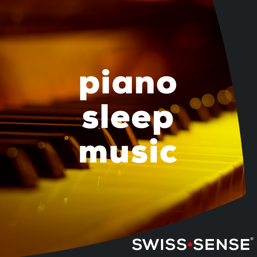 Piano sleep music | Swiss Sense