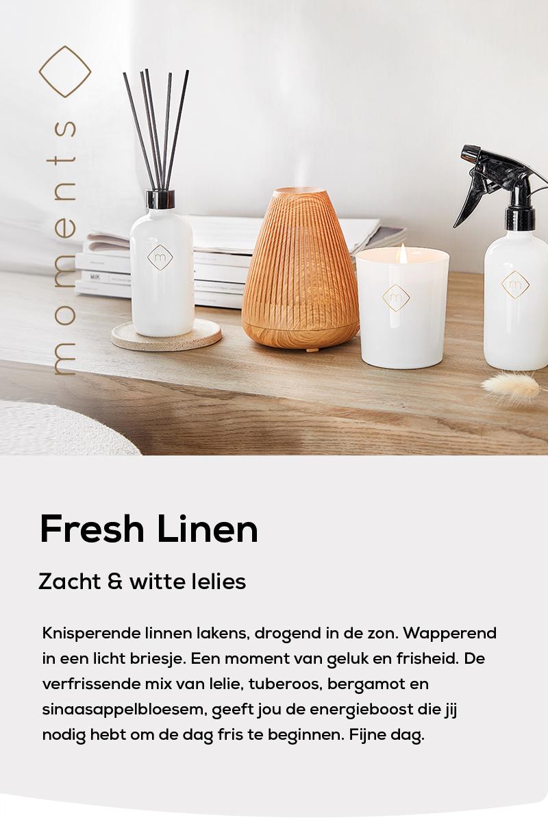 Moments | Fresh Linen