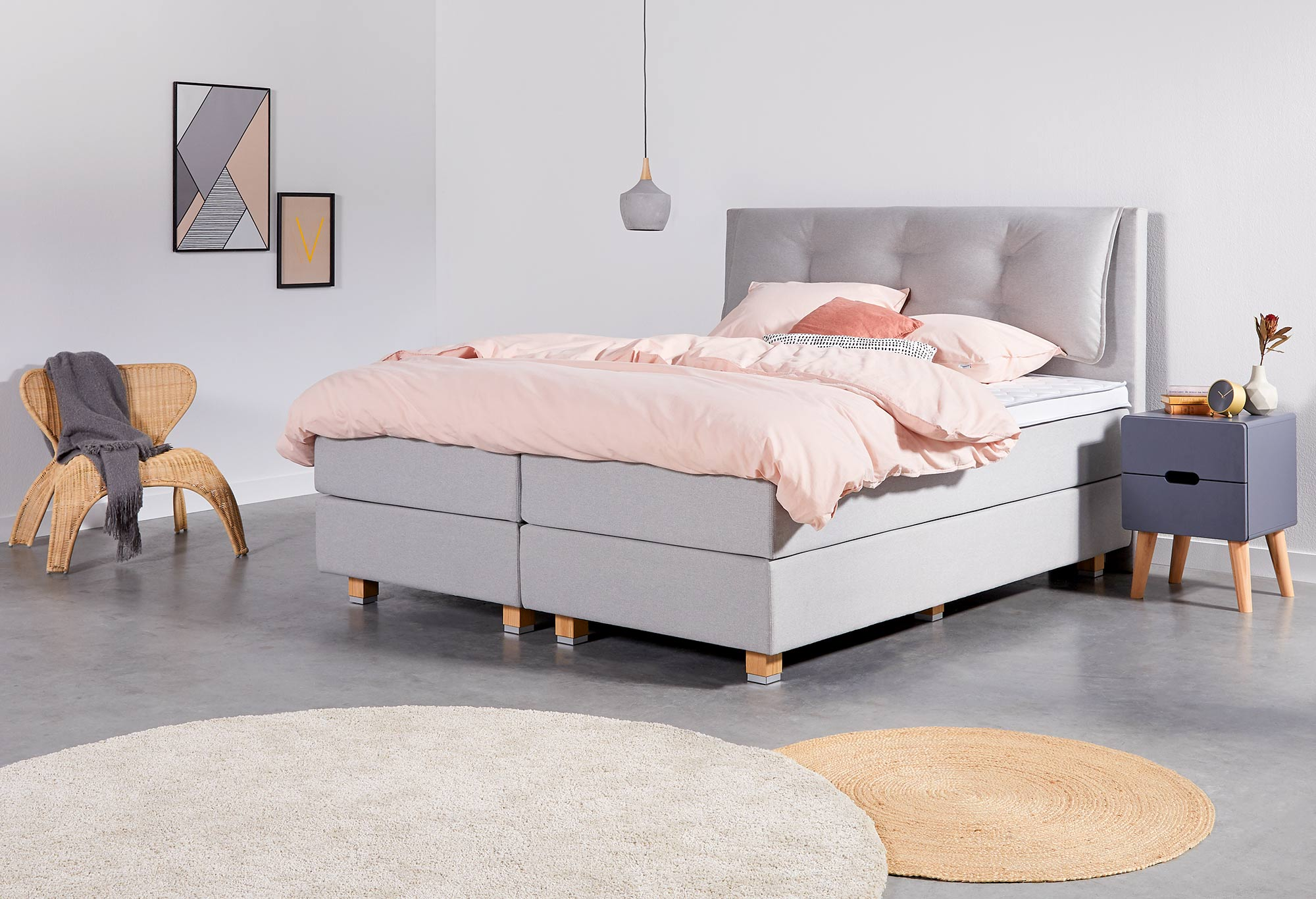 Boxspring Web-Only Relax Deluxe | Swiss Sense