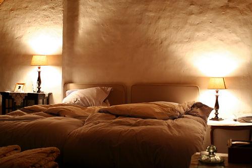 Slaapkamer Inrichten | Romantische Slaapkamer