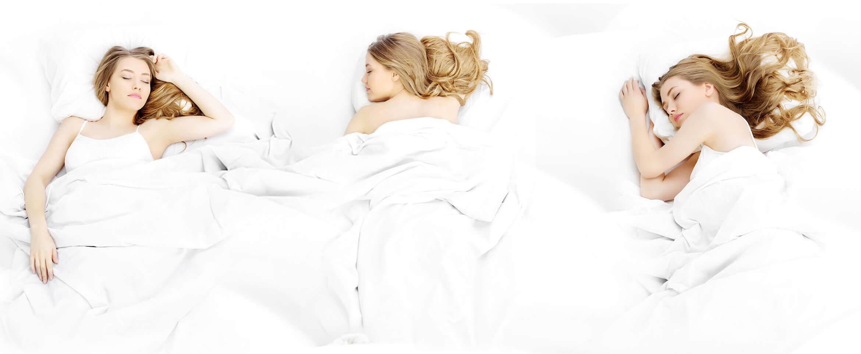 Slaaphoudingen | Swiss Sense