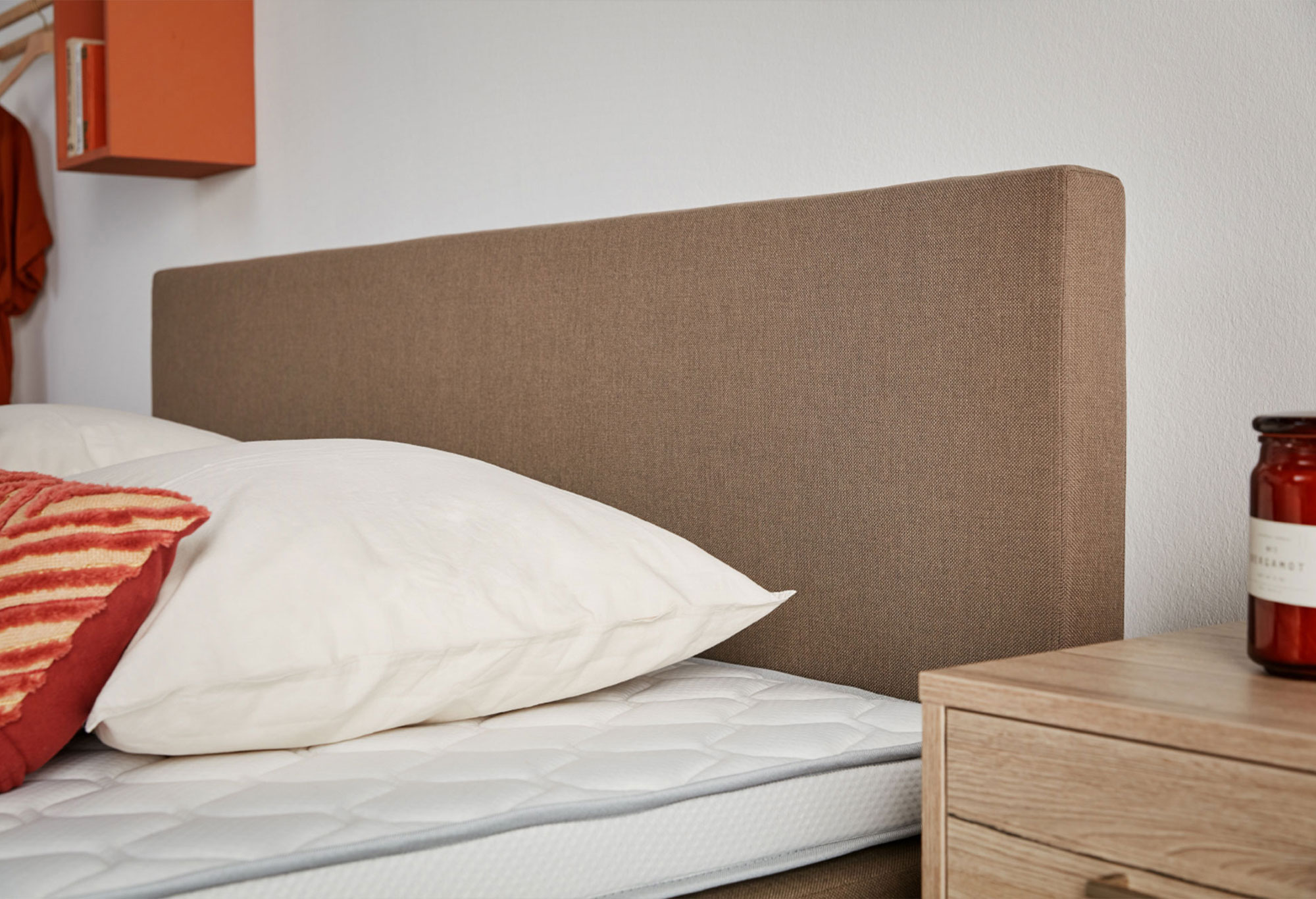 Boxspring Web-Only Rest Deluxe   Swiss Sense