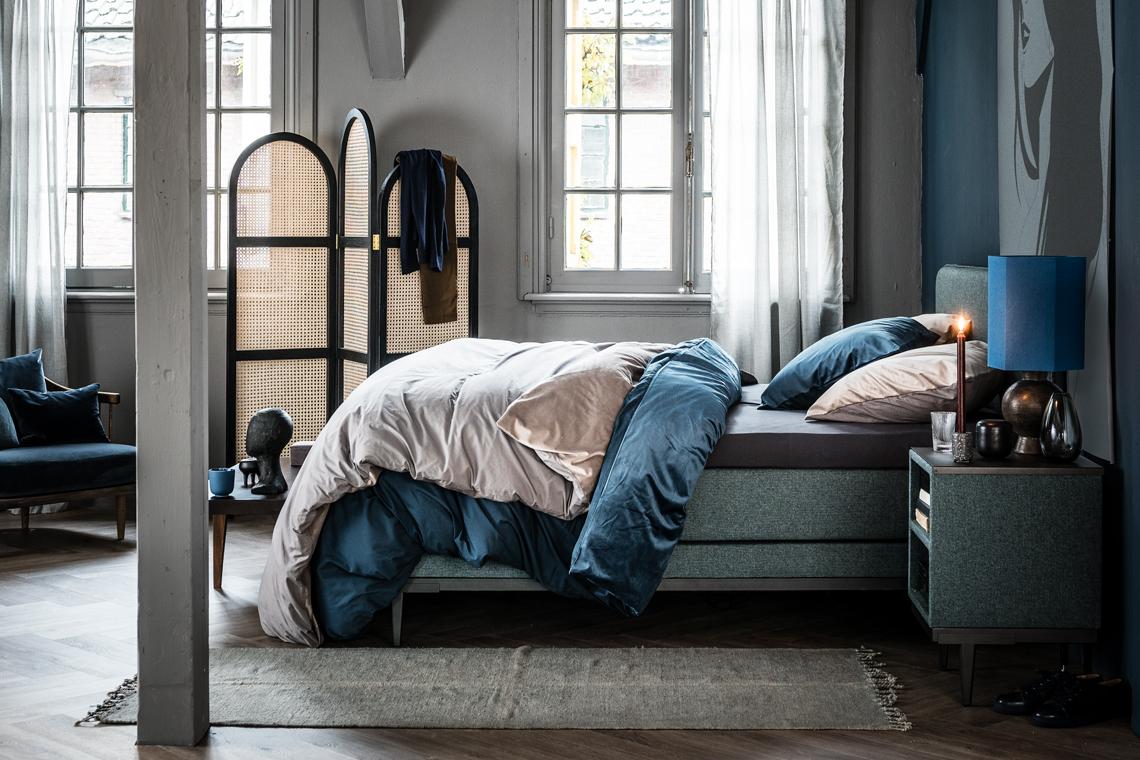 Zo creëer je de industriële loft-stijl in jouw slaapkamer | Swiss Sense