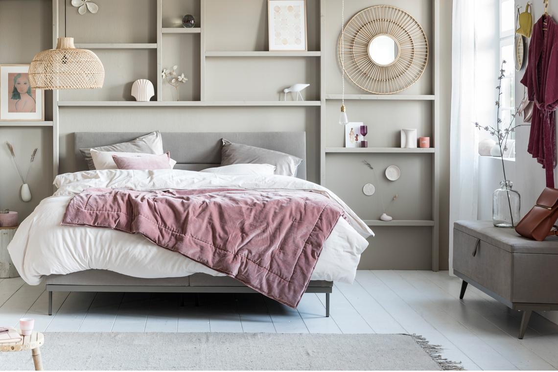 Meer romantiek in je slaapkamer met slaapstijl Soft Modern | Swiss Sense