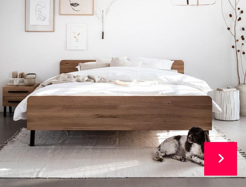 Bedframe Balance Pure