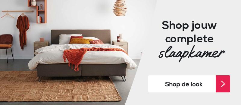 Complete Slaapkamer | Web-Only Rest