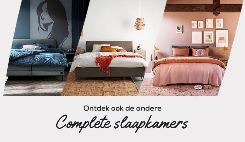 Ontdek jouw complete slaapkamer