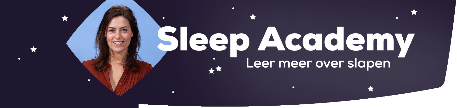Sleep Academy | dr. Els van der Helm