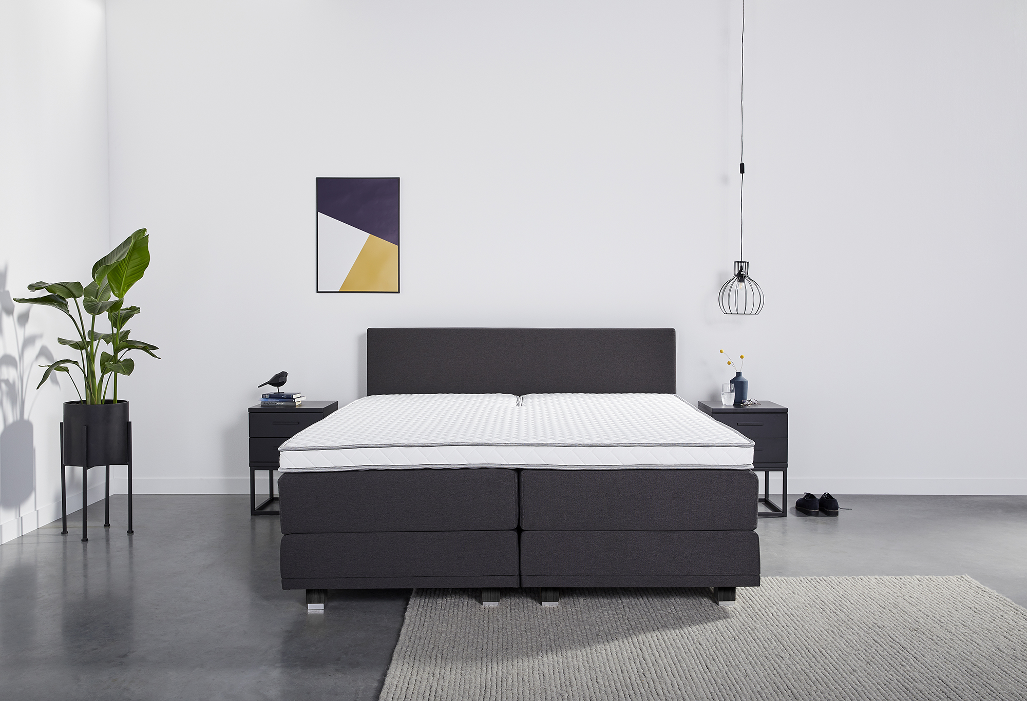 Boxspring Web-Only Snooze Deluxe | Swiss Sense