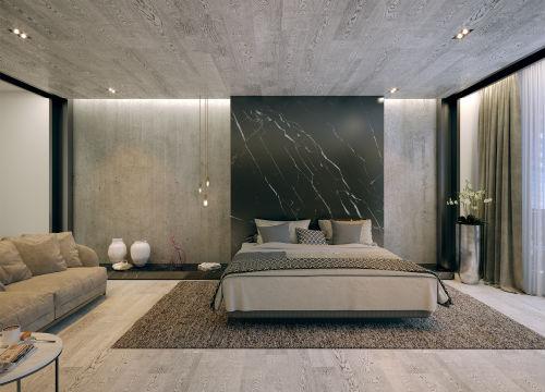 Slaapkamer Inrichten | Stoere Slaapkamer 1