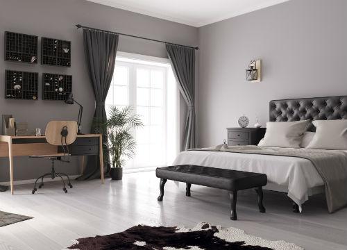 Slaapkamer Inrichten | Stoere Slaapkamer
