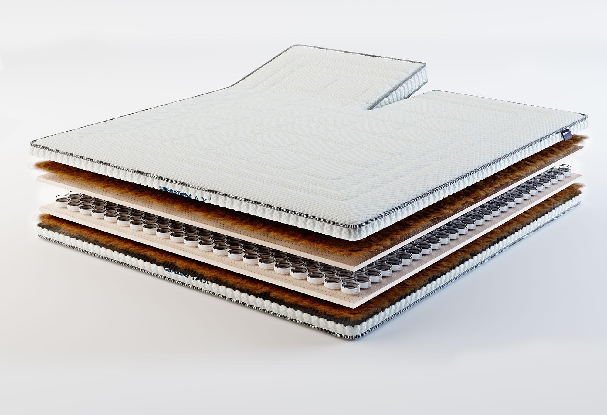 AEROMAX Superior Split-Topper | Swiss Sense
