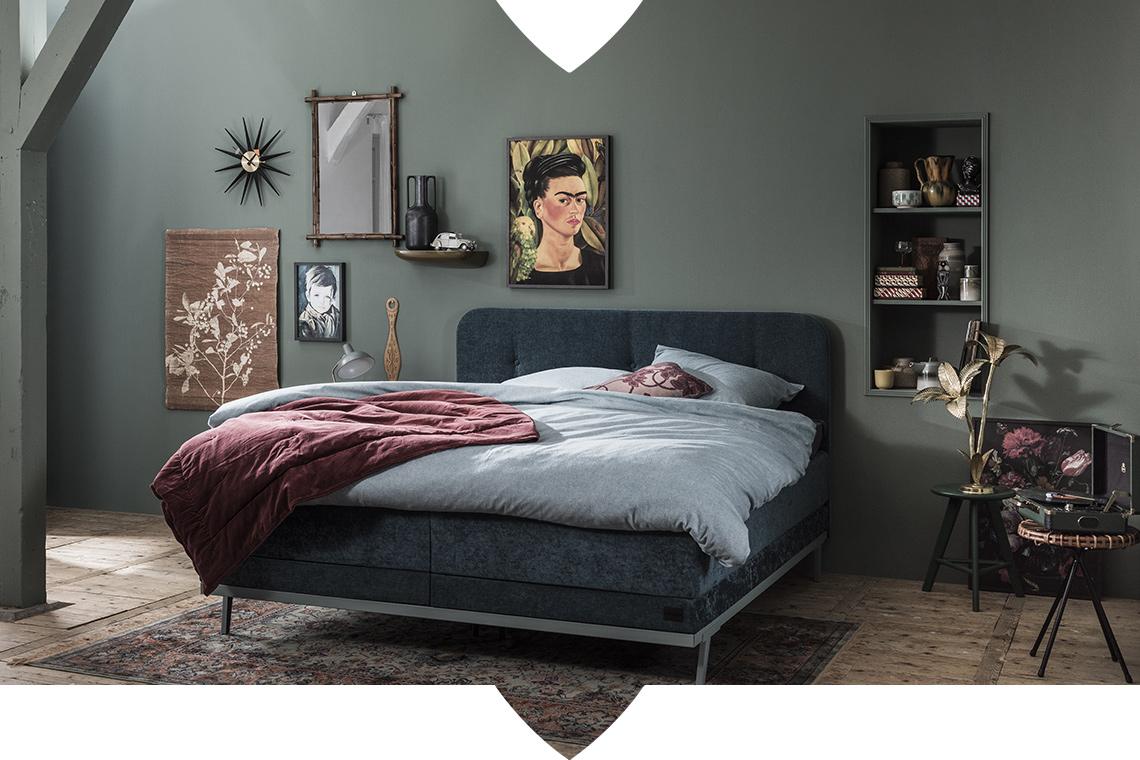 Van vintage tot industrieel: onze 5 favoriete slaapkamerstijlen