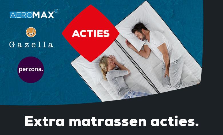 Matrassencollectie  Swiss Sense