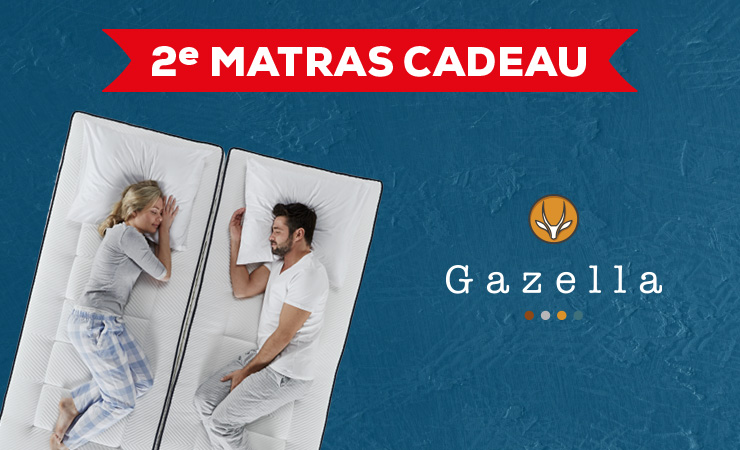 Gazella matrassencollectie | Swiss Sense