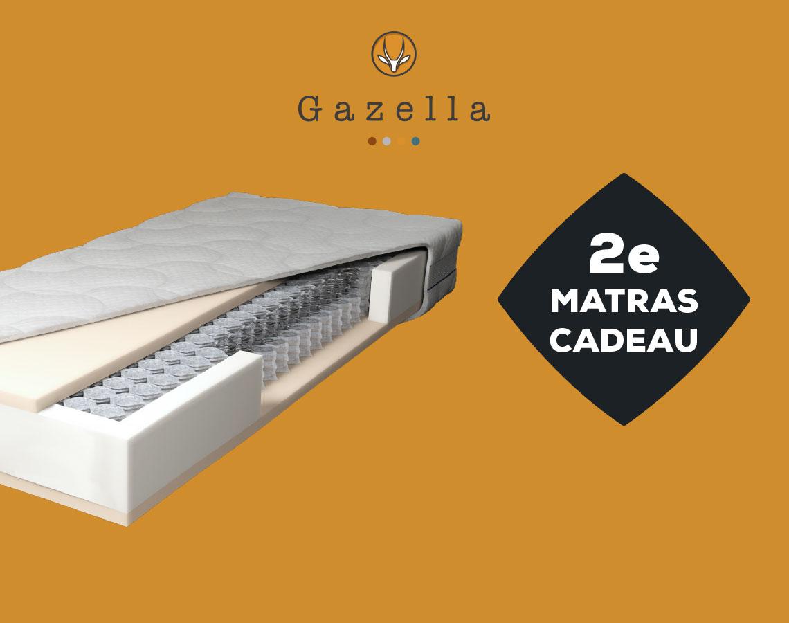Gazella matrassen