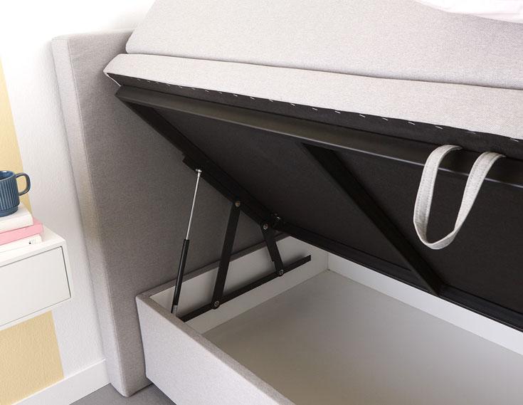 Boxspring Home Space | Swiss Sense