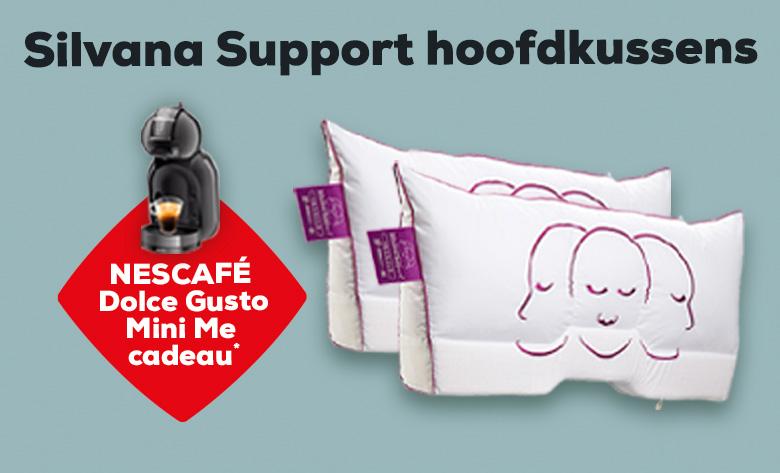 Actie Silvana Support hoofdkussen   Swiss Sense
