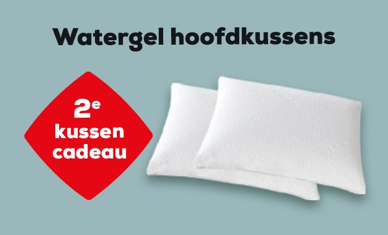 Actie Green Latex Hoofdkussen   Swiss Sense