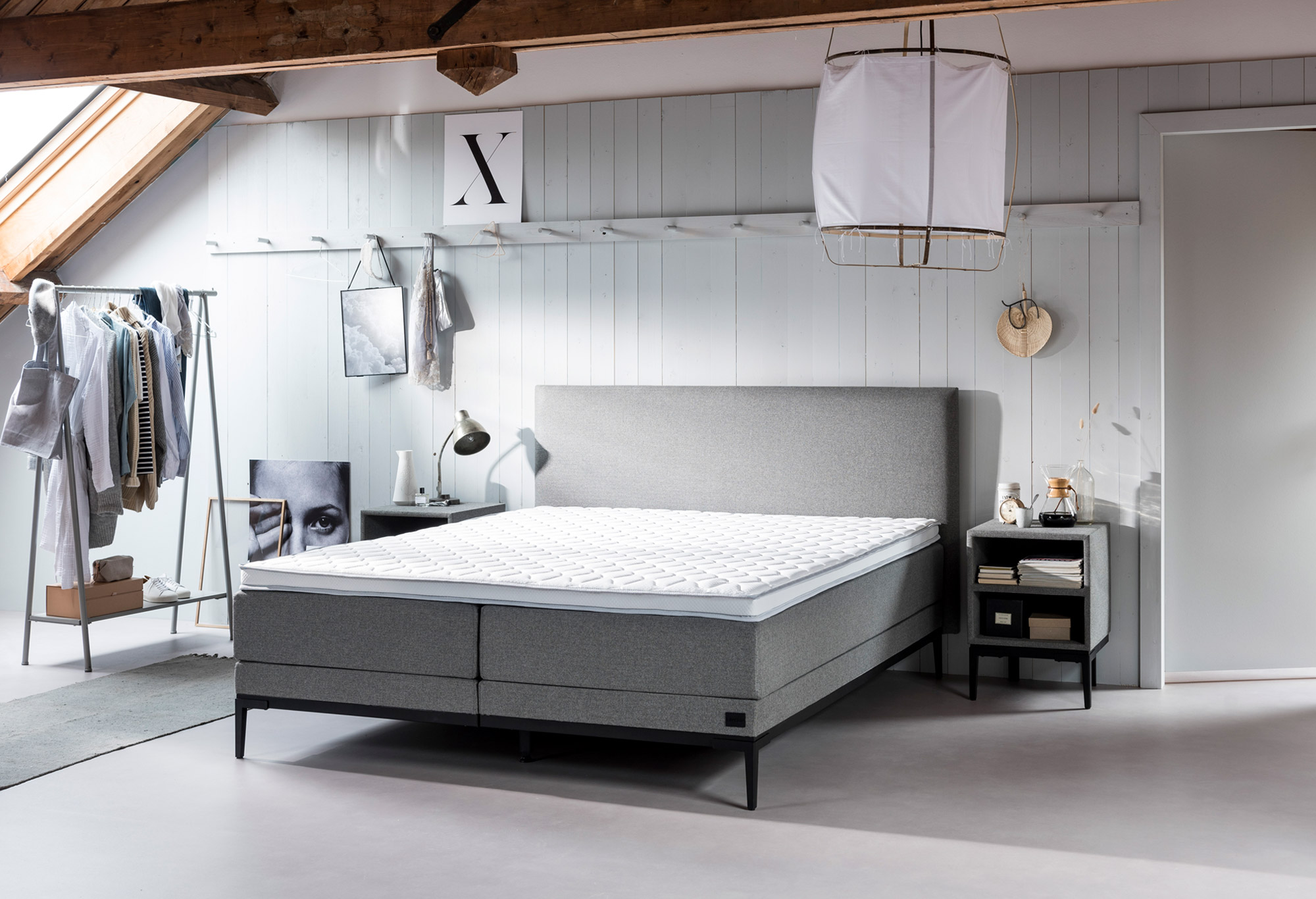 Vtwonen Bedbank Aanbieding.Boxspring Lifestyle By Vtwonen Thyme Swiss Sense