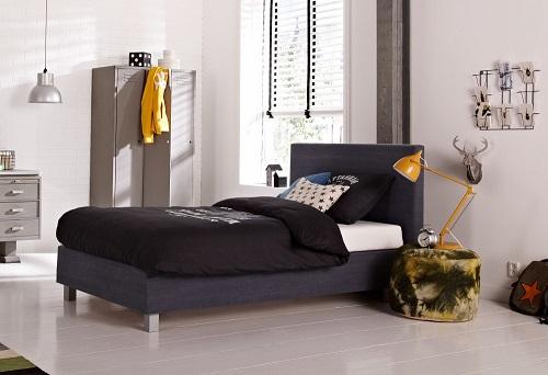 tienerkamer  bed
