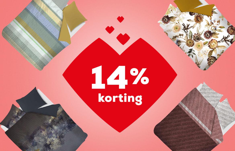 14% valentijnskorting | Swiss Sense