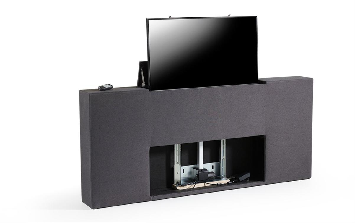 Voetbord met tv-lift | Swiss Sense