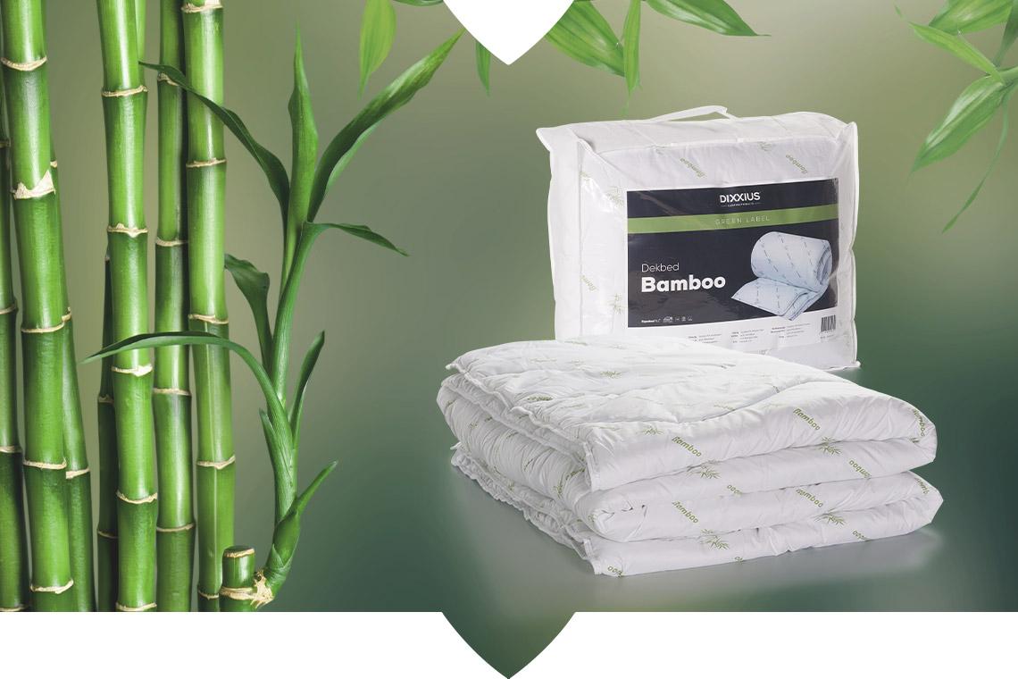 Review: Dit vonden jullie van het Dixxius Bamboo dekbed