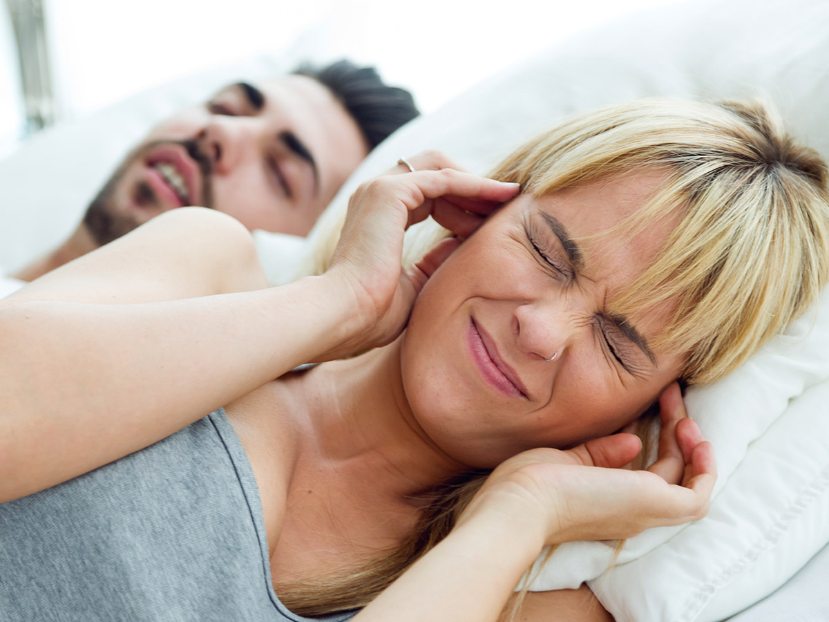 Wat doe je tegen snurken