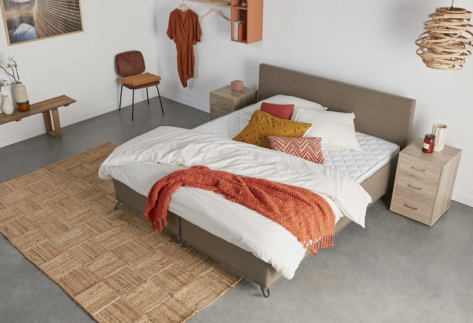 Boxspring Web-Only Rest Deluxe | Swiss Sense