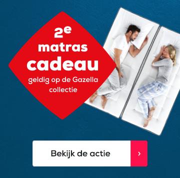 Winter Sale Actie Gazella Matrassen | Swiss Sense