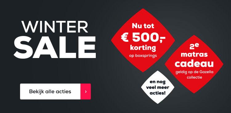 Winter Sale Acties   Swiss Sense