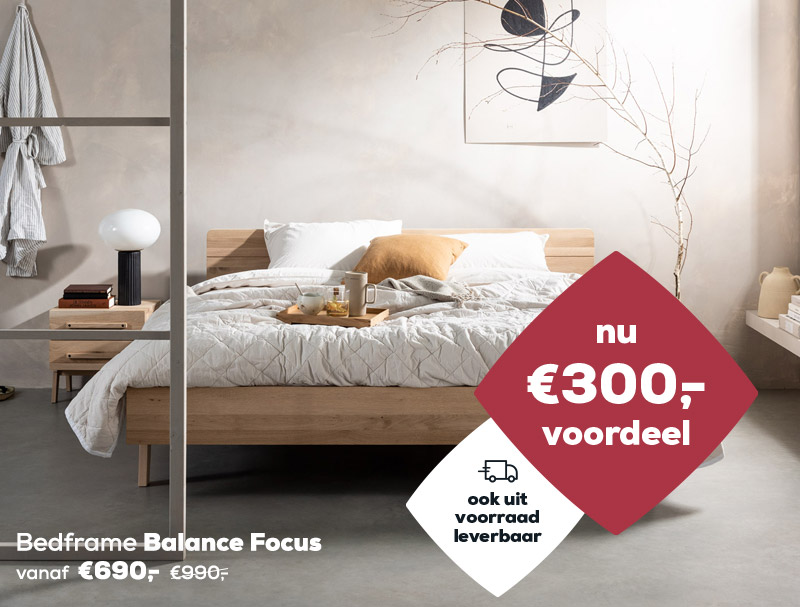 Balance collectie bedden | Swiss Sense