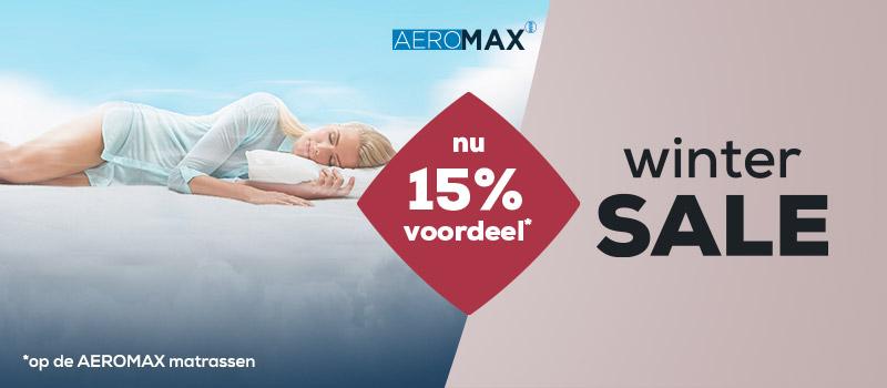 AEROMAX Matrassen   Swiss Sense
