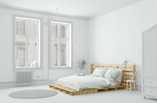 Witte Slaapkamer Inrichten : Witte slaapkamer california witte slaapkamer kast witte