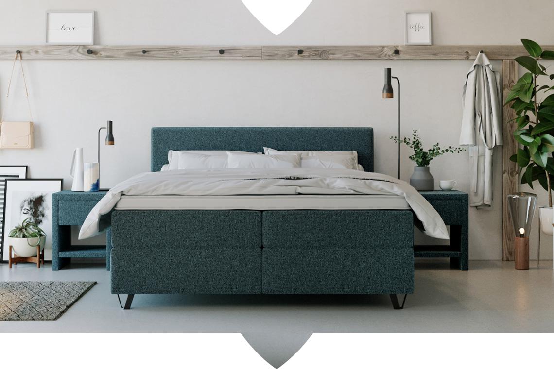 Stralend eenvoud: In 3 simpele slappen een Pure Basic slaapkamer