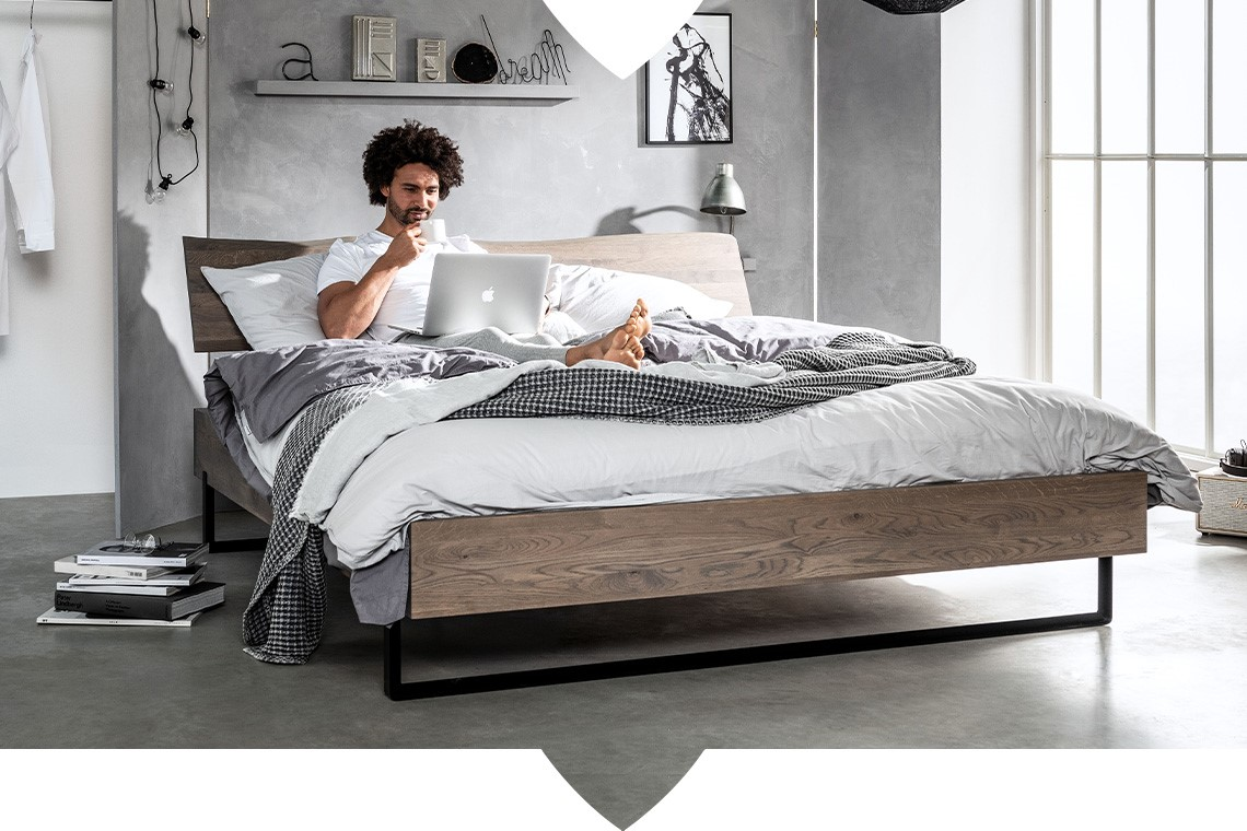Thuiswerken in bed, do or don't?