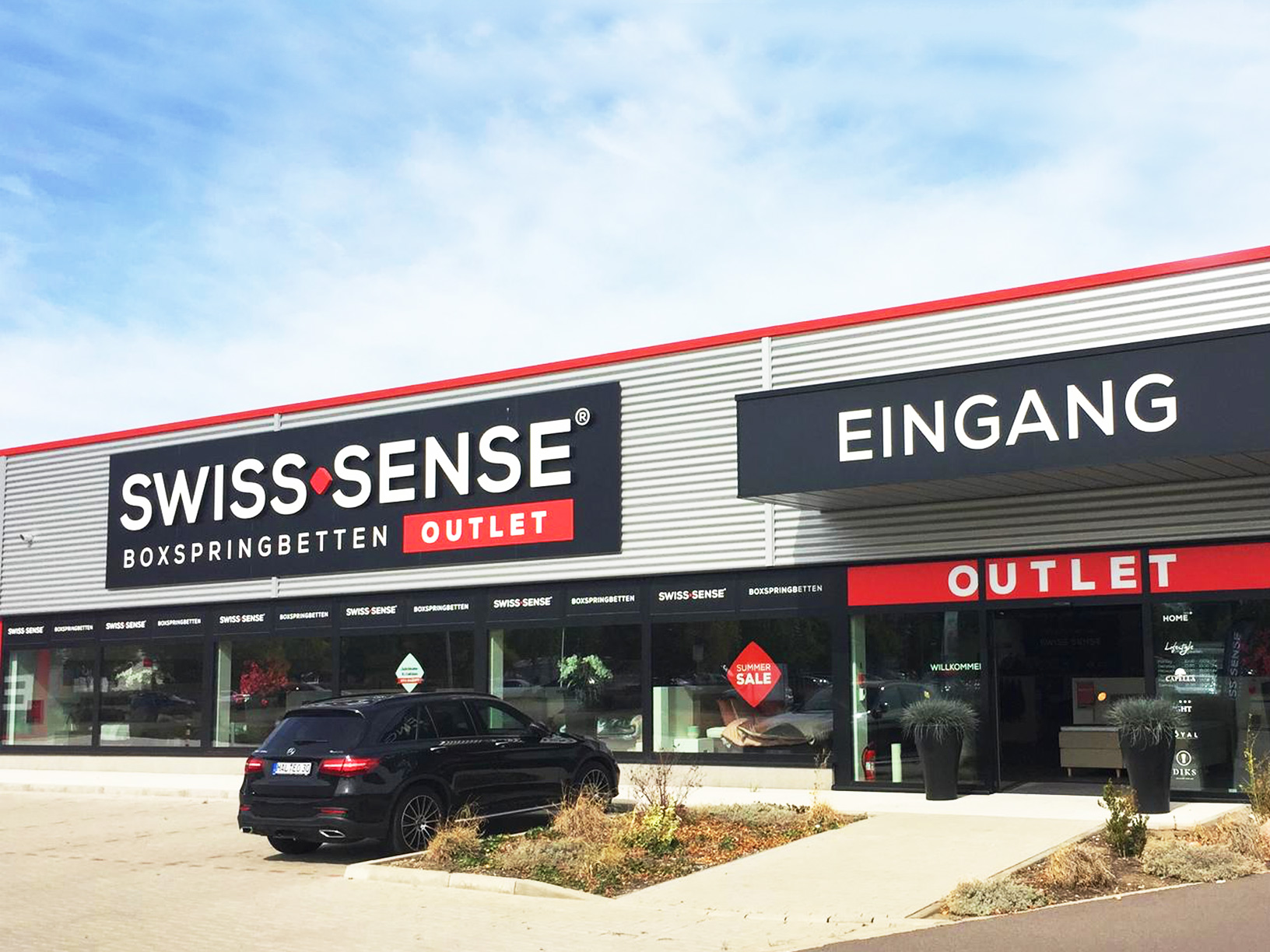Swiss Sense Outlet Halle