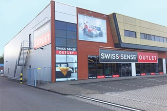 Boxsprings & matrassen outlet in hoogeveen swiss sense